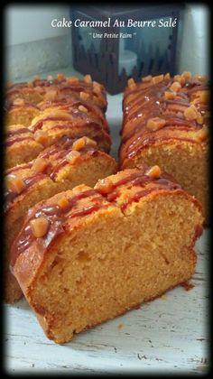 Cake Caramel Au Beurre Salé - See Tutorial and Ideas Köstliche Desserts, Delicious Desserts, Dessert Recipes, Bolo Fondant, Caramel Mou, Salty Cake, Pound Cake Recipes, Bread Recipes, Salted Butter
