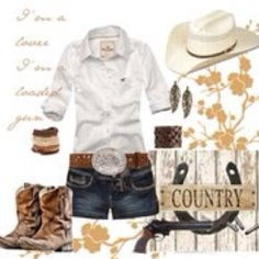 .maybe i'll wear this to the rodeo.