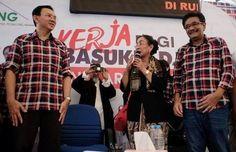 WinNetNews.com - Dukungan keluarga presiden ke-1 RI Soekarno, pada pasangan cagub dan cawagub DKI petahana Basuki Tjahaja Purnama (Ahok) dan Djarot Saiful Hidayat tidak hanya berasal dari Ketua Umum PDI Perjuangan Megawati Soekarnoputri. Pasangan calon (paslon) nomor urut 2 itu juga memperoleh dukungan