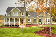 craftsman style homes | Beautiful Homes - Home Bunch - An Interior Design & Luxury Homes Blog