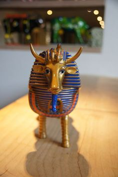 King Tut Cow