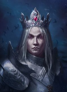 Rhaegar Targaryen by inSOLense