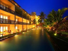 Negombo Jetwing Sea Sri Lanka, Asia Ideally located in the prime touristic area of Negombo Beach, Jetwing Sea promises a relaxing and wonderful visit. Featuring a complete list of amenities, guests will find their stay at the property a comfortable one. Free Wi-Fi in all rooms, 24-hour room service, Wi-Fi in public areas, car park, room service are there for guest's enjoyment. Each guestroom is elegantly furnished and equipped with handy amenities. Entertain the hotel's recrea...