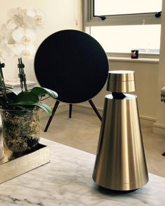 How is Living with Bang & Olufsen? B&O Play A9 and BeoSound 1 complementing Tim's interiors! Thank You timmmcleod for sharing this nice shot on Instagram.