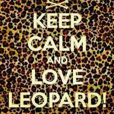 Leopard Lover!!!!!!