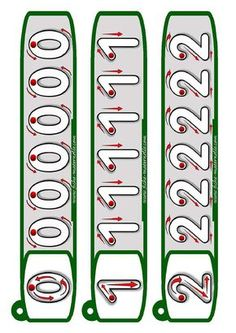 Este precioso material os puede ayudar a que vuestros alumnos y alumnas aprendan y repasen caligrafía, plastificándolos y usando permanentes puedes usarlos cuantas veces quieras, librito para aprendernos las letras del abecedario en mayúsculas... Teaching Numbers, Numbers Preschool, Toddler Learning Activities, Teaching Kids, Preschool Prep, Kindergarten Math Worksheets, Learning To Write, Montessori Activities, Math For Kids