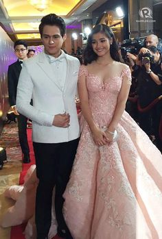 Enrique Gil, Liza Soberano, Star Magic Ball, Selfies, Imperfection Is Beauty, Stunning Girls, White Swan, Bollywood Actress Hot, Cute Girl Photo
