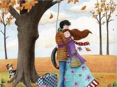 Ik wil een knuffel waar noch angst, noch wind doorheen kan