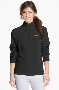 quarter zip pullover / the north face