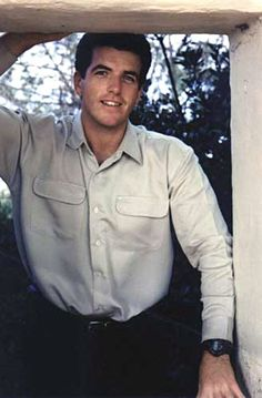 John Kennedy, Jr., at the age of perhaps 14 or 15 given the youthfulness, but so very beautiful all the same...