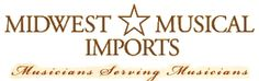 Midwest Musical Imports--sells new & used instruments. Trusted seller.