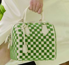 Fashion Week Handbags: Louis Vuitton Spring 2013