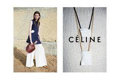ファッションショー、プレタポルテ、バッグ、シューズ、アイウェア、アクセサリー コレクション   セリーヌについて