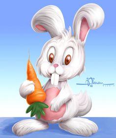 Bunny by AimanStudio on deviantART