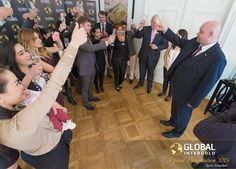 The GoldShow room at the Global InterGold Office in Zurich!