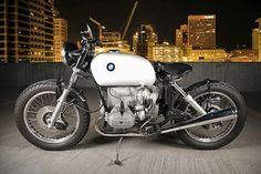 BMW R100 'Night Cruise':: A Max Daines Film.