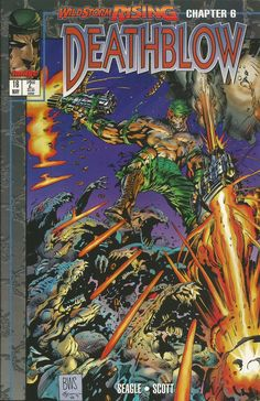 WildStorm Rising Chapter 6