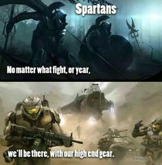 Halo Spartan, Spartan Warrior, Halo Game, Halo 5, Halo Reach, Gamer Humor, Gaming Memes, Gamer Quotes, Video Game Quotes
