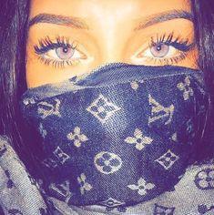LV Women Leather Shoulder Bag Tote Handbag For 201 – louis vuitton neverfull Gorgeous Eyes, Pretty Eyes, Cool Eyes, Gangsta Girl, Boujee Aesthetic, Bad Girl Aesthetic, Aesthetic Anime, Piercing Girl, Thug Girl