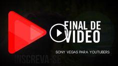 Tutorial Sony Vegas: PORTA DOS FUNDOS - Final de vídeo | SONY VEGAS PARA YOUTUBERS                                           Confira 50 DICAS E TRUQUES DE SONY VEGAS! ➨ http://www.youtube.com/watch?v=FGI8zHIdTrY -~-~~-~~~-~~-~- Nesta vídeo-aula, você aprenderá a criar a finalização de vídeos que vemos em canais como o Porta dos Fundos, onde temos 2 vídeos rodando dentro de...