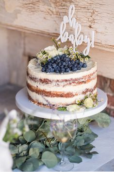 How to host a baby shower | Maman Lavender Cake + Oh Baby Topper #babyshower #babyshowerideas #babyshowerdecorations #partydecorations #cake #caketopper