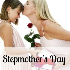 Happy stepmom's Day to all the Stepmother's out here....? May 1, 2016. We have a day too!