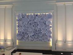 Papierowe dekoracje-Kwiaty Chanel Dziekanów Leśny - image 5