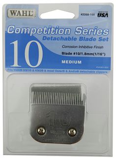BND 194838 WAHL CLIPPER CORP - Wahl Competition Med Wide * Details can be found by clicking on the image. (This is an affiliate link and I receive a commission for the sales) Dog Clippers, Competition, Image Dog, Pet Grooming, Dogs, Link, Doggies, Pet Dogs