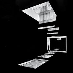 netlex:  Shadowy path, by Serge Najjaraka (lebanon)