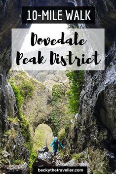 Dovedale Walk in the Peak District - Dovedale Circular Walk (+ Thorpe Cloud) Peak District England, Adventure Activities, Landscape Photography, Scenic Photography, Aerial Photography, Night Photography, Landscape Photos, Viajes, Amigurumi