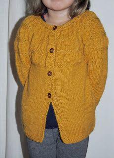 Knit cardigan  kaksneljaseitteman.blogspot.fi