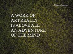 8 amazing art quotes and some reflection - accessART Artist Quotes, Creativity Quotes, Artist Life, Mindfulness Quotes, Beautiful Words, Inspire Me, Amazing Art, Wise Words, Me Quotes