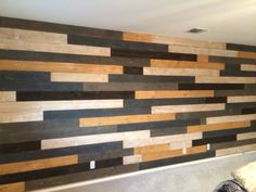 Cedar fence board wood wall