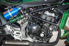 The Underdog - Essenza Kawasaki Vulcan S ~ Return of the Cafe Racers