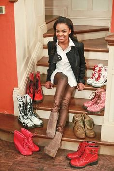CHINA ANN MCCLEAN FASHION | CHINA ANNE MCCLAIN AND HER LOVE FOR FASHION » Young Black Starz ...