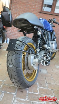 FRECCE NERE OMOLOGATE CAFE/'RACER SCRAMBLER BOBBER HARLEY DAVIDSON MOTO GUZZI BMW