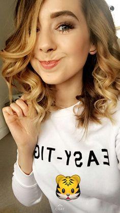 curls #zoella #zoesugg