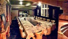 Why not try a private party at Carpathia Champagne Bar and restaurant !! Suitable for any occasion..