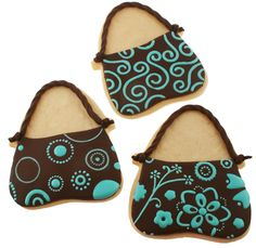 Whimsy Purse Cookies