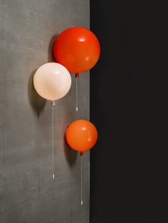 These balloon lights are really fun! The link goes to ones as ceiling lights too.