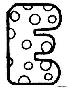 Alfabet kleurplaten