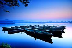 WEST LAKE  by jone black
