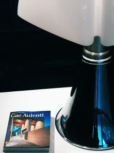 Pipistrello designed by Gae Aulenti for Martinelli Luce