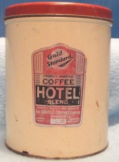 Gold Standard Hotel Blend Coffee