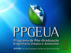 Logotipo criado para Programa de Pós Graduação da Universidade Federal da Paraiba   Brasil.