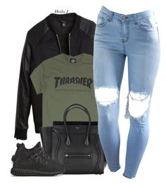 """T"" by justice-ellis ❤ liked on Polyvore featuring adidas Originals and hedaj"