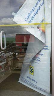 Blog do Oge: Caixa eletrônico do Banco do Brasil foi arrombado ...