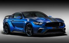 2017 Ford Mustang 2017 Mustang – All Cars 2017 / 2018 Ford Mustang Shelby Gt500, Mustang Cobra, Mustang Bullitt, 2017 Ford Mustang, Ford Shelby, Ford Gt500, Shelby Gt350r, Ford Mustangs, Blue Mustang
