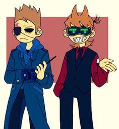 Tom and Tord swap AU