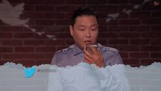Psy takes on the hate in 'Jimmy Kimmel Live's 'Mean Tweets'   http://www.allkpop.com/article/2015/02/psy-takes-on-the-hate-in-jimmy-kimmel-lives-mean-tweets